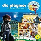 Chaos in der Herrmannstrasse (Die Playmos 4) | Simon X. Rost, Florian Fickel