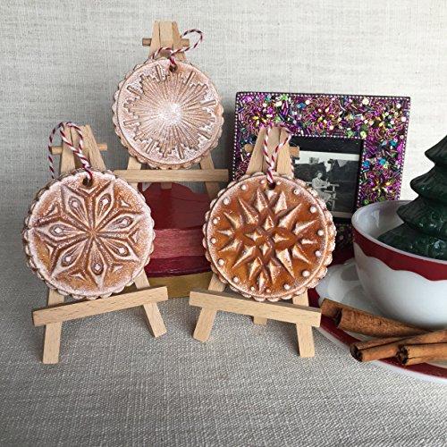 Make Salt Dough Crafts / Salz Teig- Create Your Own Ornaments