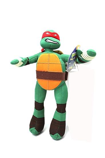 Teenage Mutant Ninja Turtle Stuffed Plush Toy (Raphael)