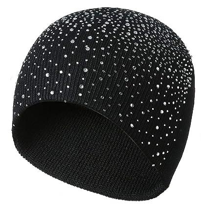 Cappello Invernale da Donna per Trattamento Chemioterapico c73598f6f068
