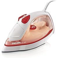 Philips GC2840/02buharlı ütü 2200Watt, pastel/kırmızı