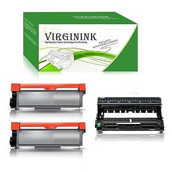 Amazon.com: VirginINK TN-660 TN660 - Cartucho de tóner y ...