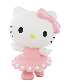PvcHello Bailarina6cmAmazon es Comansi Kitty Y99981Figura m8nvO0Nw