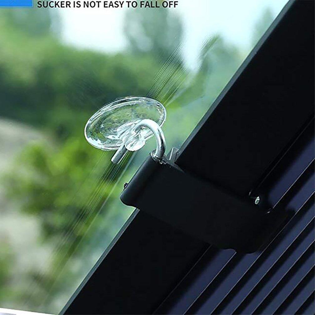 Versenkbare Auto Windschutzscheibe Visor Shutter Typ Fenster Sonnenschutz Rollos Windschutzscheibe Sun Shades Anti UV Sonnenblenden
