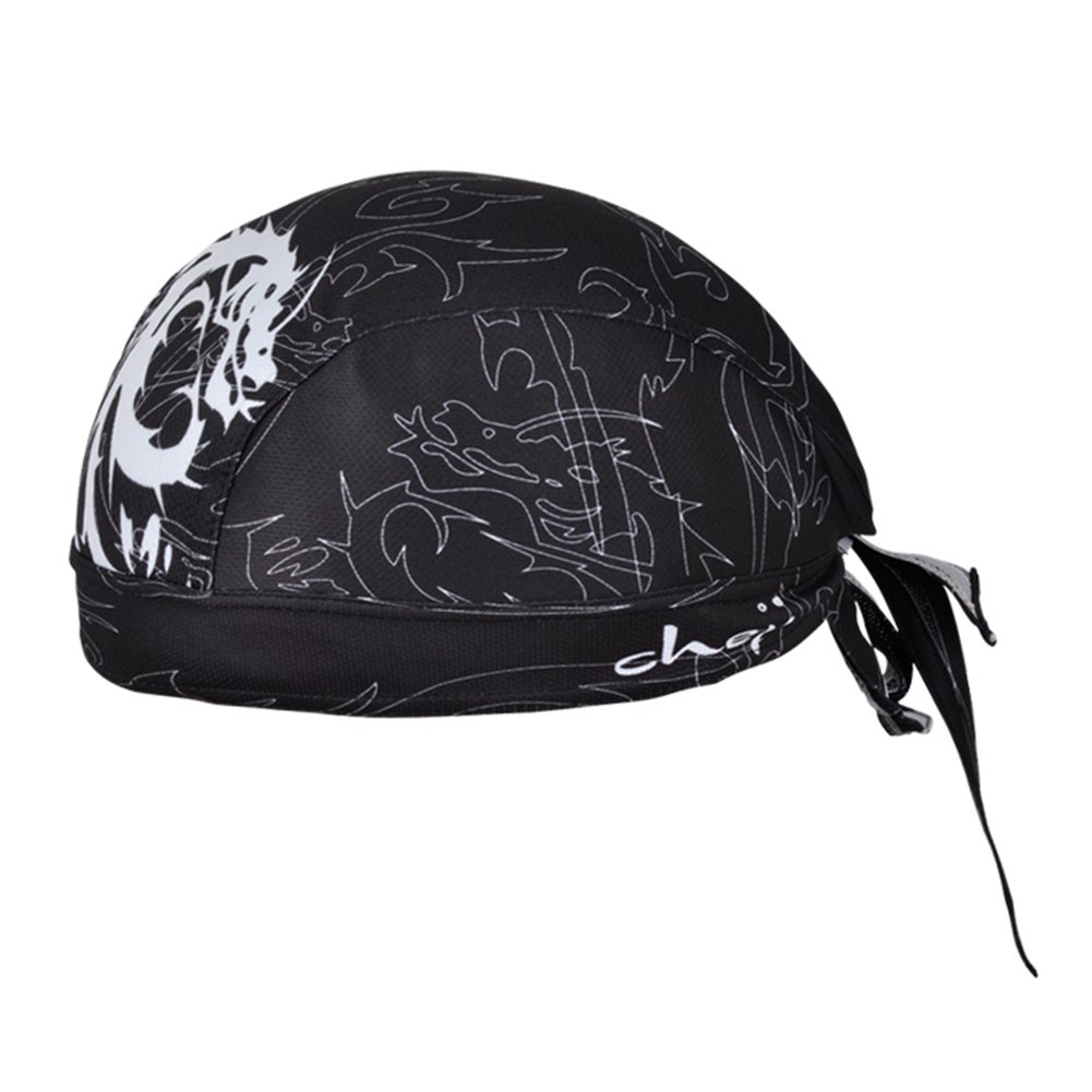 TopTie High-Performance Headband, Dew Rag, Skull Caps-Pattern 2 MESV-AI76755_PATTERN2