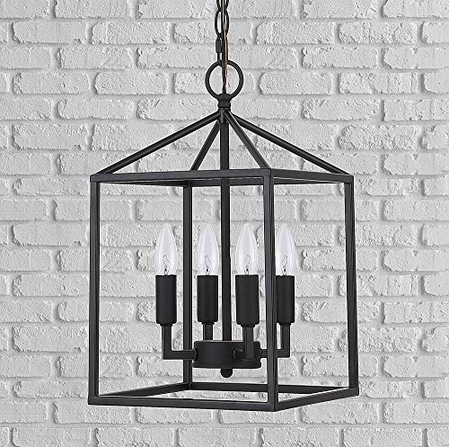 Iron Outdoor Pendant Lights in US - 2