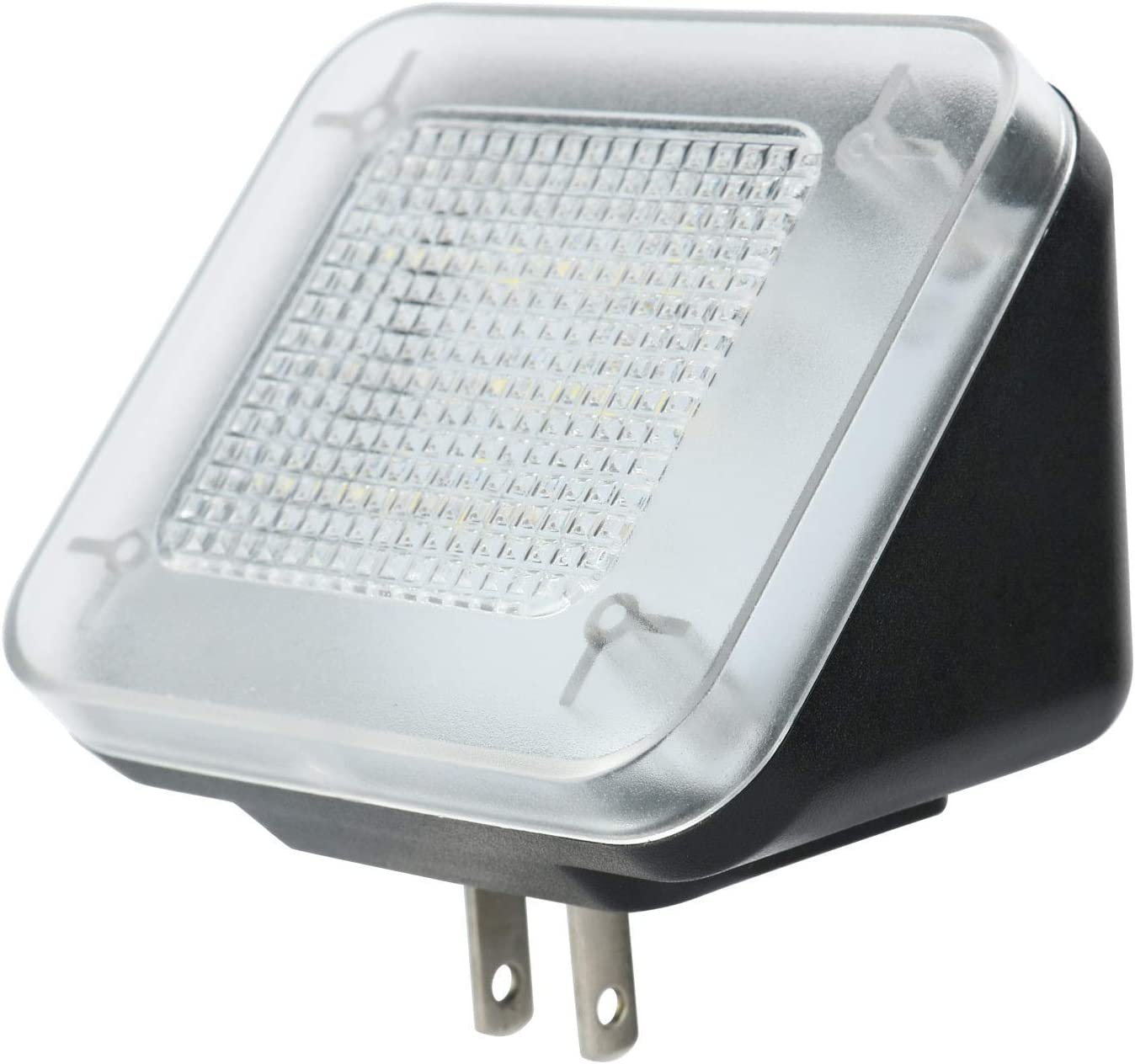 DealMux Home Security Light /— LED TV Program Simulator Dummy Burglar Thief Deterrent Crime Prevention Device Built-in Light Sensor Timer