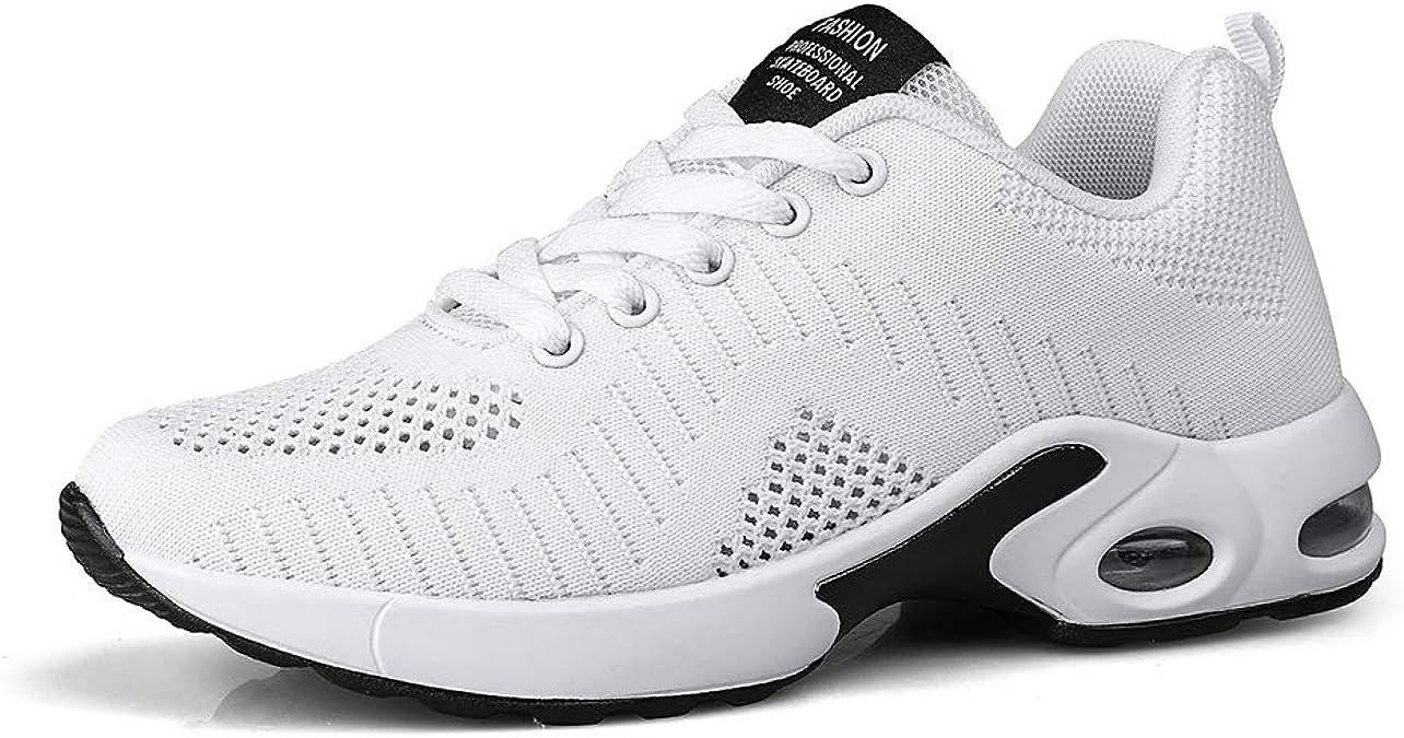 Dannto Zapatos Deporte Mujer Zapatillas Deportivas Correr Gimnasio ...