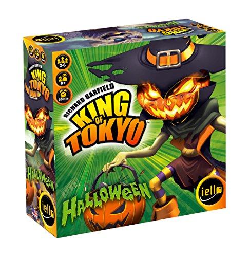 iello 514197King of Tokyo Halloween (2017Edition)