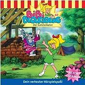 Der Geisterkater (Bibi Blocksberg 60) | Jens Hagen, Ulf Tiehm
