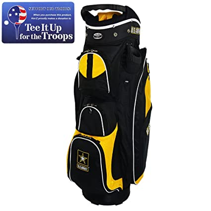 7af559c4b189 Amazon.com   Hot-Z Golf US Military Army Cart Bag   Sports   Outdoors