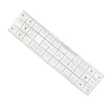 Patchwork-Lineal schneiden spezielle Lineal 60cm 15cm Dicke 3mm Handwerkzeug