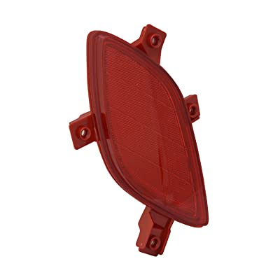 TYC 17-5402-00-1 Compatible with Hyundai Elantra GT Left Replacement Reflex Reflector: Automotive