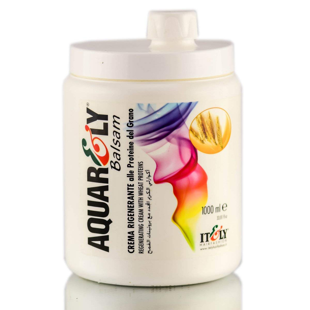 Aquarely Deep Conditioner Wheat Protein Balsam 1 000g Buy Online