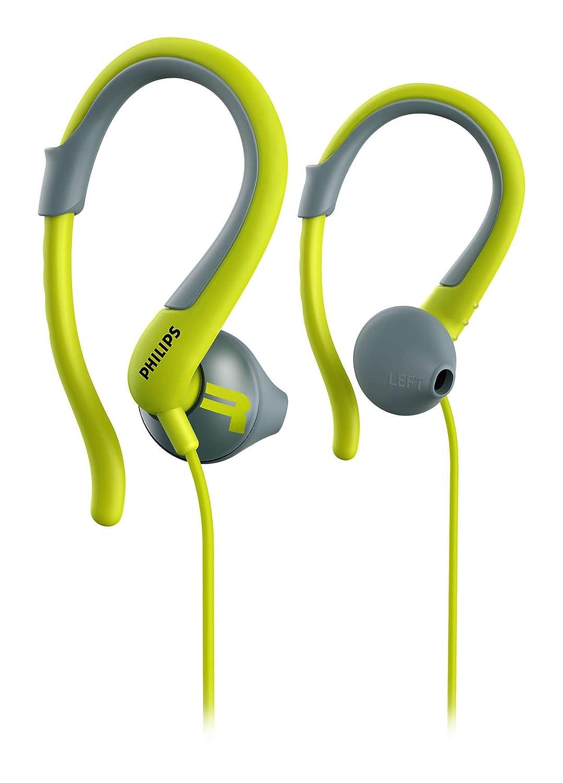 Philips - Auricular Deportivo Shq1250Tlf/00 - Lima: Amazon.es ...