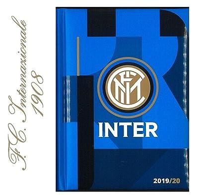 Agenda escolar Inter Milano 2019/2020 + llavero silbato + ...