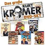 Kurt Krömer DVD-Paket -18er DVD-Set (Die internationale Show 1-4, Best of Late Night und Best of die Kurt Krömer Show)