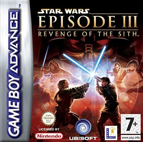 Star Wars Episode Iii Revenge Of The Sith Gba By Ubi Soft Computer And Video Games Amazon Ca