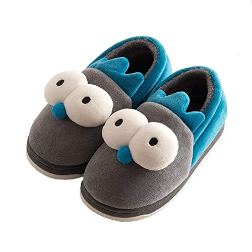 factory outlet first rate multiple colors Aelph Comfy Cute Kids House Slippers Fur Lined Indoor Outdoor Winter Warm  Slippers Boys Girls (Toddler/Little Kid)