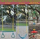 Jungle Gym Kingdom Heavy Duty Swing Hangers