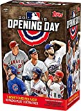#2: Topps 2018 Opening Day Baseball Factory Sealed 11 Pack Blaster Box  - Baseball Wax Packs