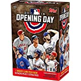 SPORTING_GOODS unisex Amazon, модель Topps 2018 Opening Day Baseball Factory Sealed 11 Pack Blaster Box  - Baseball Wax Packs, артикул B07BQGXJW2