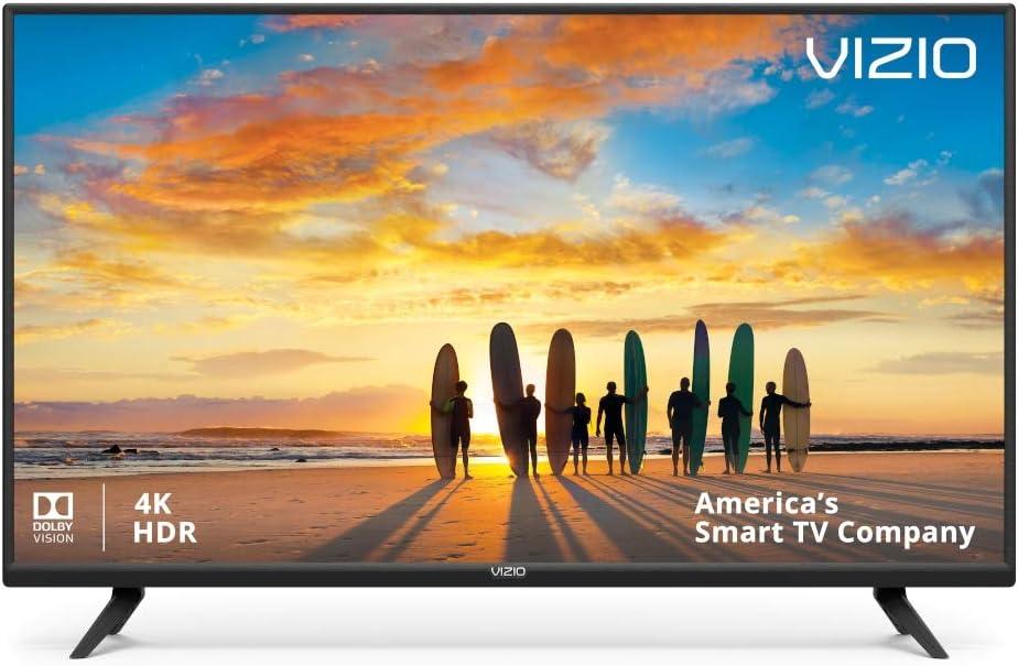 Vizio V405-G9 4K 2160p 120hz LED Smart HDR Ultra HDTV de 40 pulgadas (color rojo): Amazon.es: Electrónica