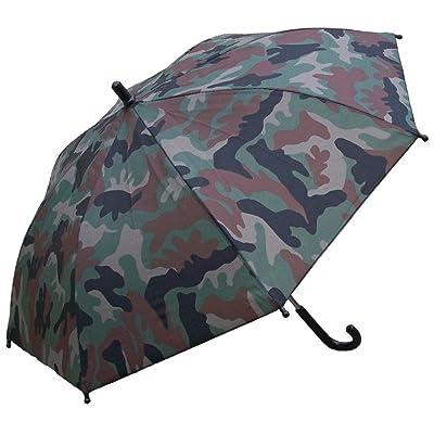 "34"" RainStopper Children's Camouflage Print Umbrella"