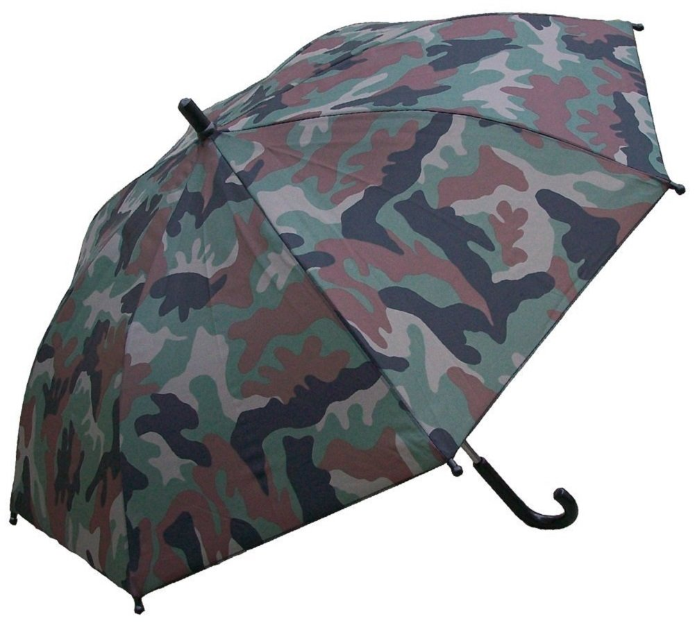 RainStoppers Boy's Printed, Camouflage, 34-Inch