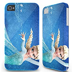 4.7 inch Iphone 6 Hard Case Cover - Disney Frozen Elsa Anna Olaf 04