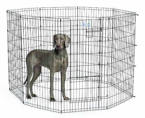 - MidWest Homes for Pets MaxLock Exercise Pen for Pets