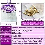 10 Packs (Upgraded Version) Reusable Lavender