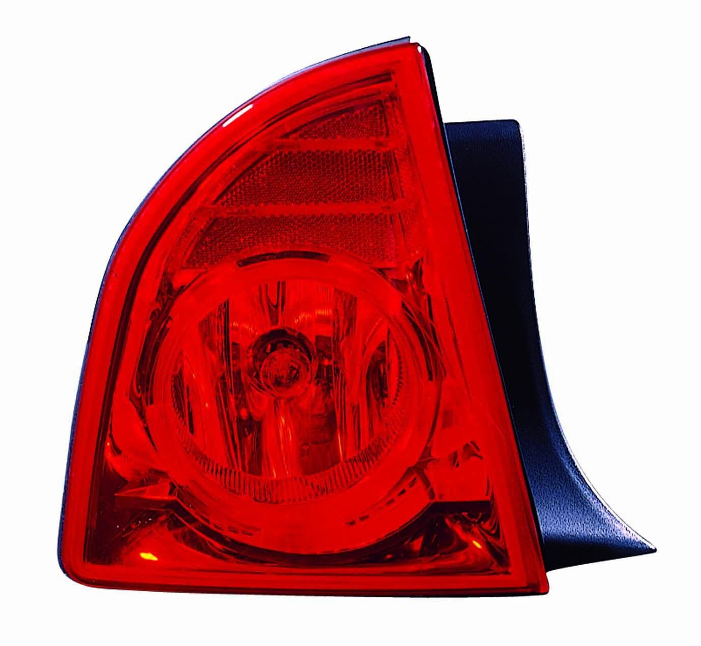 Depo 335-1938L-AF Chevrolet Driver Side Tail Light Assembly