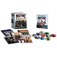 *NSYNC: Magnets, Pins, and Book Set