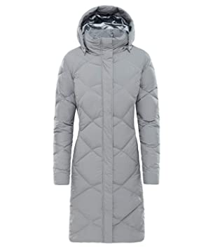 47b1ce6d7e89 THE NORTH FACE Miss Metro II Jacket Women grey Size XS 2018 winter jacket.  Roll over image to zoom in