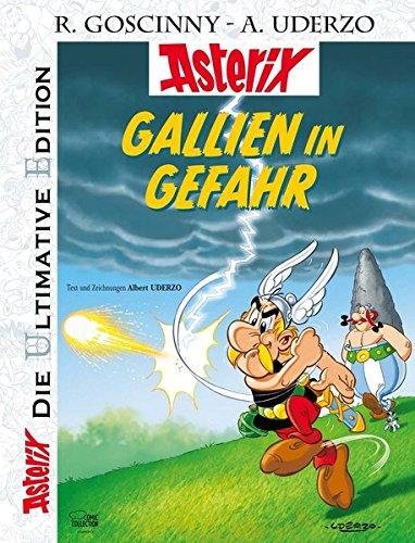 Die ultimative Asterix Edition 33: Gallien in Gefahr (Asterix Die Ultimative Edition, Band 33)
