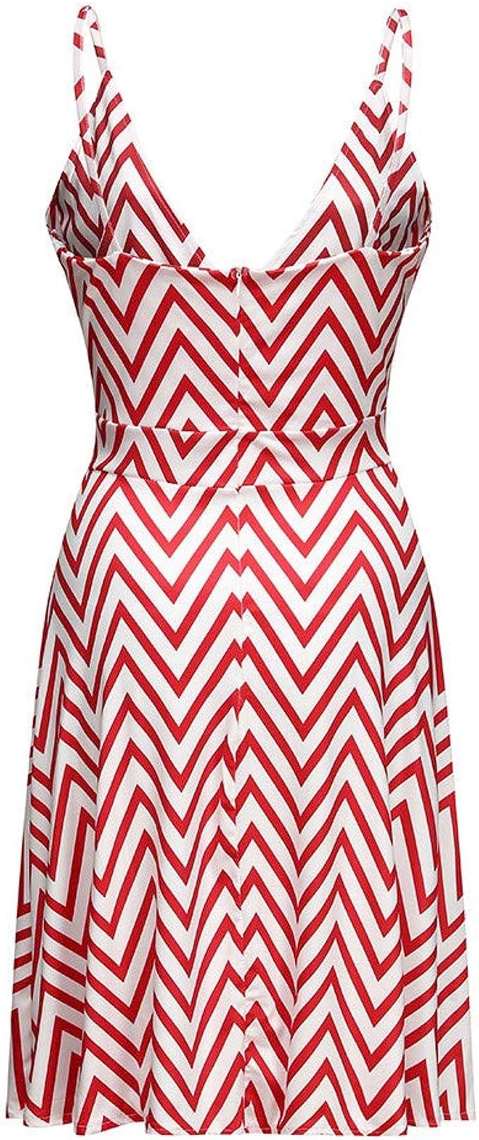 TTINAF Summer Set Baby Kids Sleeveless Print Sundress Cotton O-Neck Pullover A-Line Swing T-Shirt Dresses
