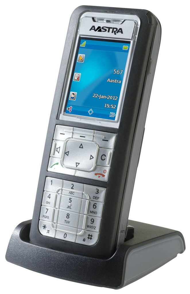 Aastra - 80E00013AAA-A - 632d Handset