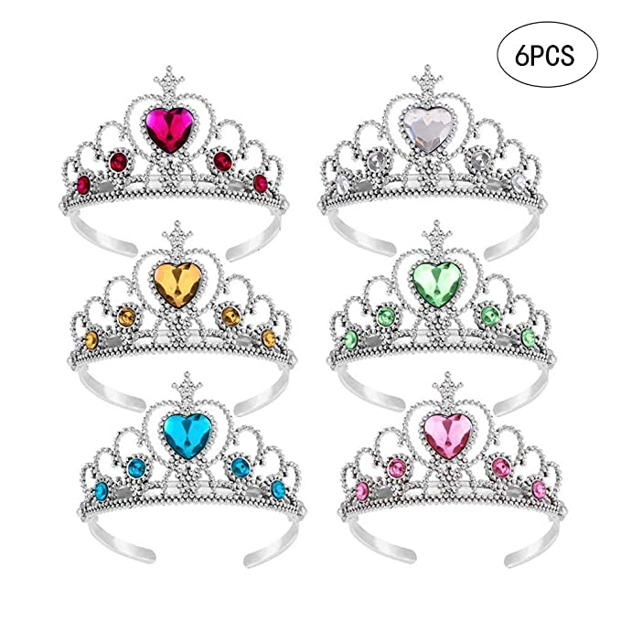 PRINCESS BUTTERFLY #TIARA ADULT ROYAL FAMILY FANCY DRESS OUTFIT ACCESSORY