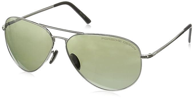 Porsche Design Sonnenbrille (P8508 C 62): Amazon.es: Ropa y ...