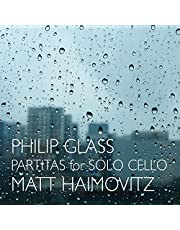 Glass Partitas For Solo Cello