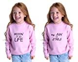 Moon of My Life My Sun and Stars Toddler Long