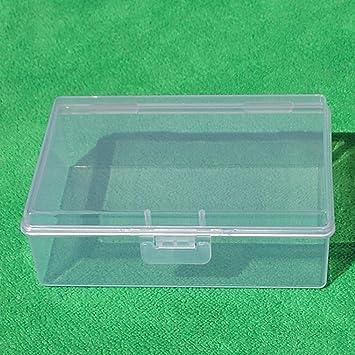 Lizhongxuan Neue Atc Clear Kunststoff Speicher Box Spielen