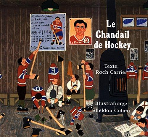 Le Chandail de Hockey (French Edition)