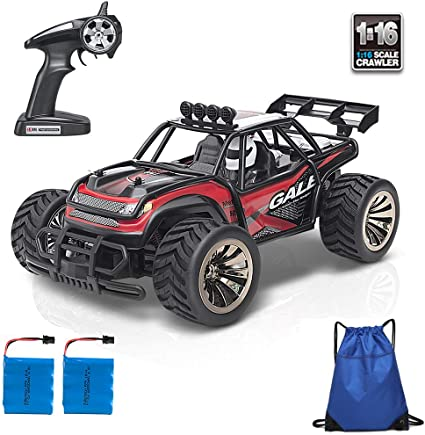 Amazon Com Gimilife Remote Control Car Fast Toy Rc Vehicle Terrain Rc Cars Electric Remote Control Off Road Monster Truck Rc Cars For Kids Toddler Gift Desert Off Road Vehicle 2 4ghz Radio 2wd Monster Truck Toys Games