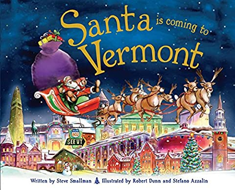 Santa Is Coming to Vermont (Coming To America Blu)