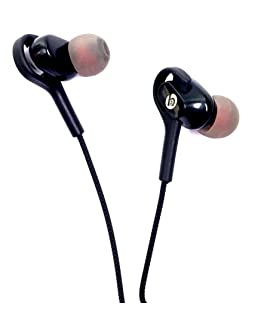 Hitage HB-6786 Color Melody in-Ear Stereo Bass Headphone 3.5 mm (Black)