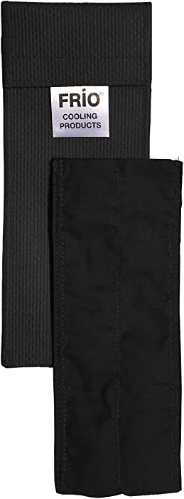 Frio Cooling Wallet - Individual-Black-Keep Insulin Cool up to 45 hr Without Ever Needing refriger'n Accept NO Imitation!-Low Shipping Rates-