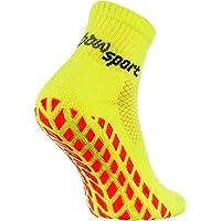 Rainbow Socks - Hombre Mujer Calcetines Antideslizantes