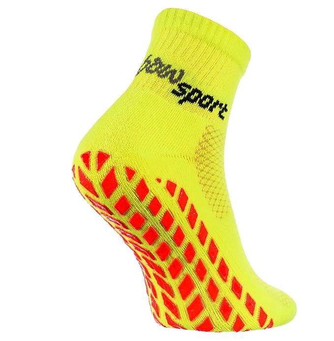 Rainbow Socks - Hombre Mujer Calcetines Antideslizantes de Deporte: Amazon.es: Ropa y accesorios